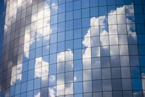 Spiegelfolien für Fensterglas SORENOS